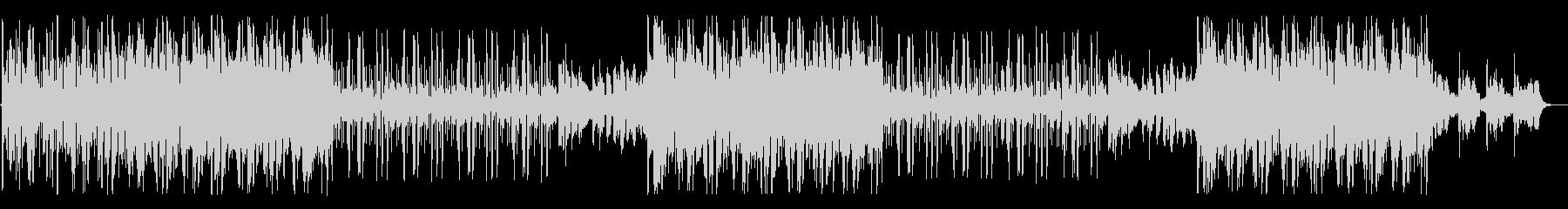 民族楽器を使ったジャズ風ローファイBGMの未再生の波形