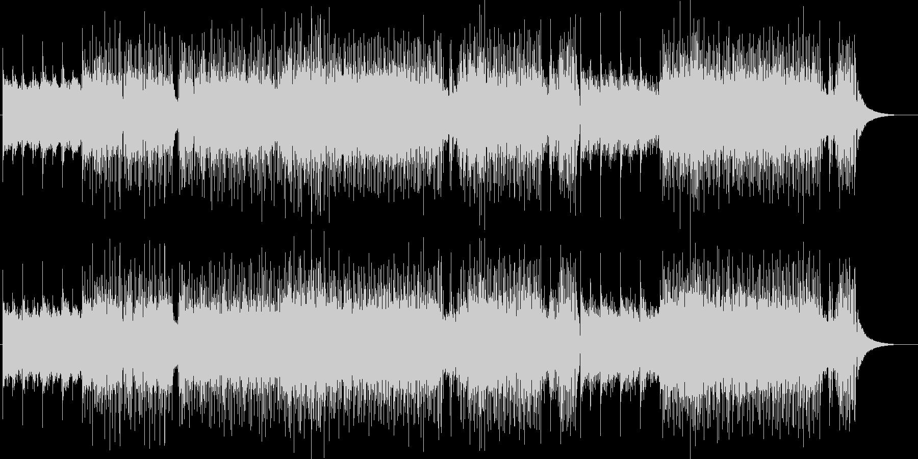 和風ゲームのメインにはなれない曲wスカ…の未再生の波形
