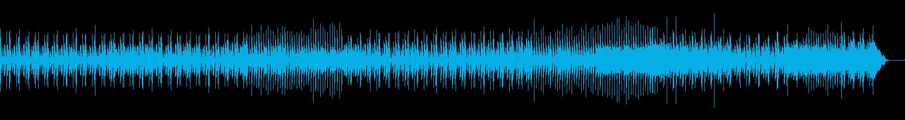 風変わりな感じのロックチューンは、...の再生済みの波形