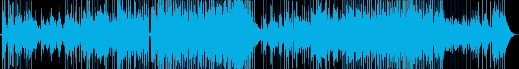 世界 センチメンタル 感情的 ピア...の再生済みの波形