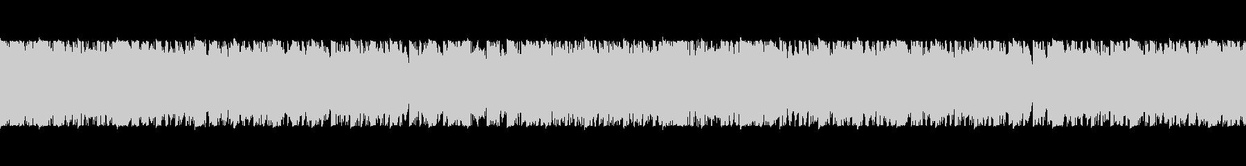 bpm130幻想的なストリングス+テクノの未再生の波形