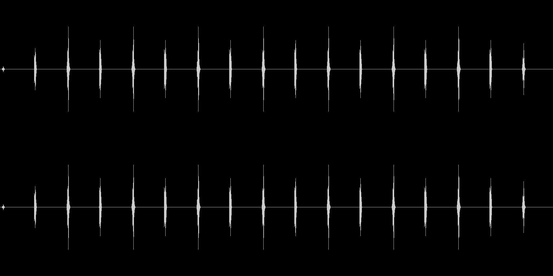 時計 ticktock_46-4_dryの未再生の波形