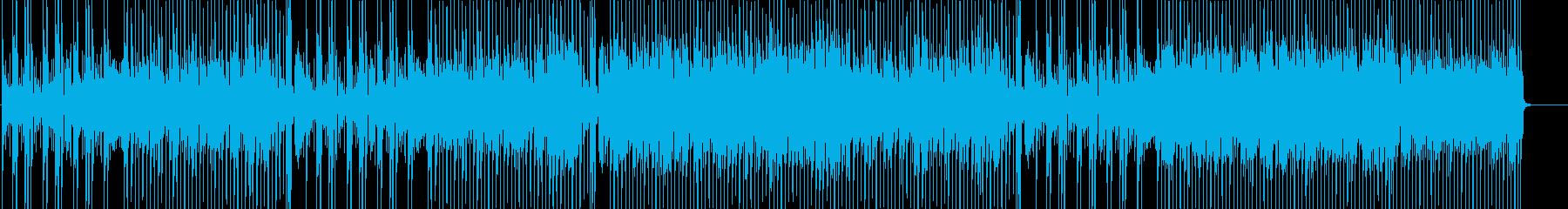 ポップ。ビッグバンドが充実したブル...の再生済みの波形