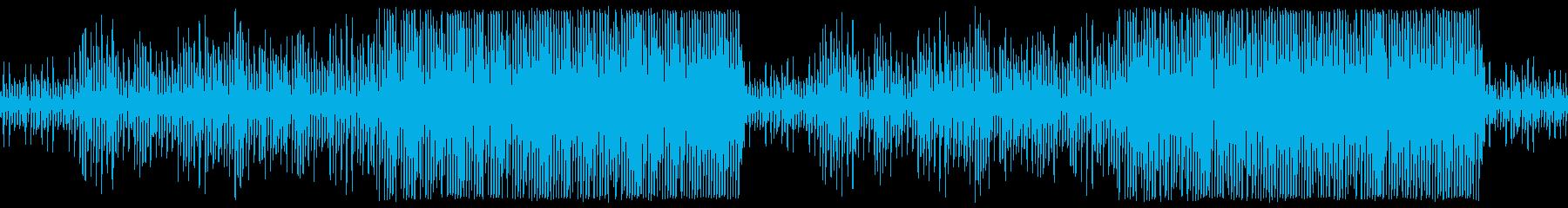 【ドラム・ベース抜き】おしゃれで軽快な映の再生済みの波形
