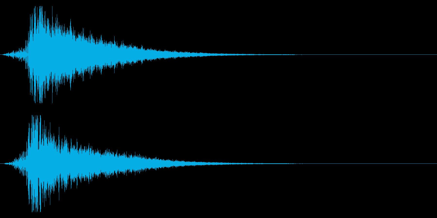 シャキーン合唱♪星,回復,特殊魔法!29の再生済みの波形