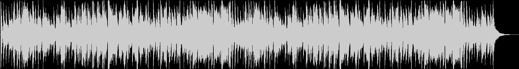 多くの有名なブルーススイングリフに...の未再生の波形