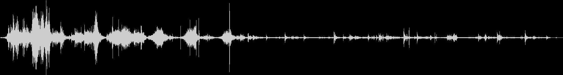 3人のマストスクーナー:ボード上:...の未再生の波形