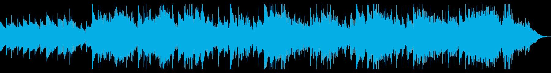 長閑でほのぼのと暖かいジングルCM30秒の再生済みの波形