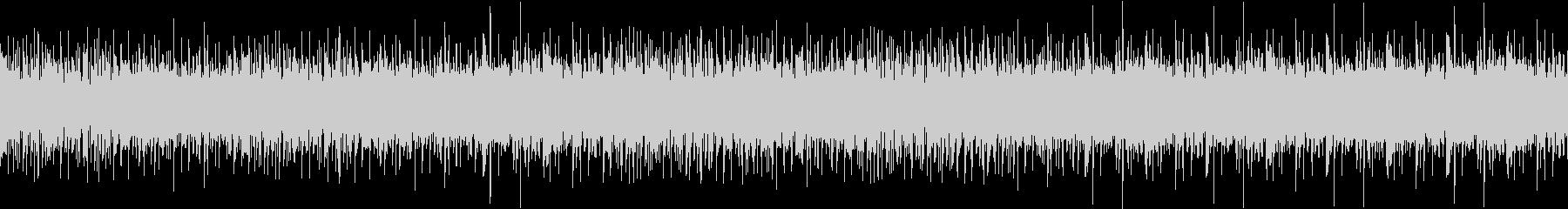 144bpm、F-Maj、16ビートの未再生の波形