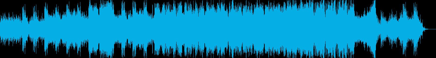 【軍・スポーツ系】作戦行動BGM03の再生済みの波形