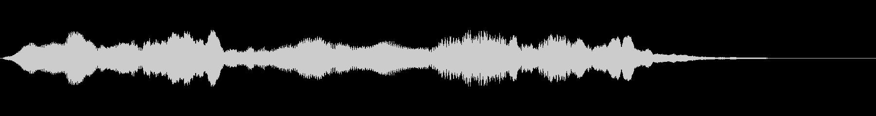 フローティングシンセセグ4の未再生の波形