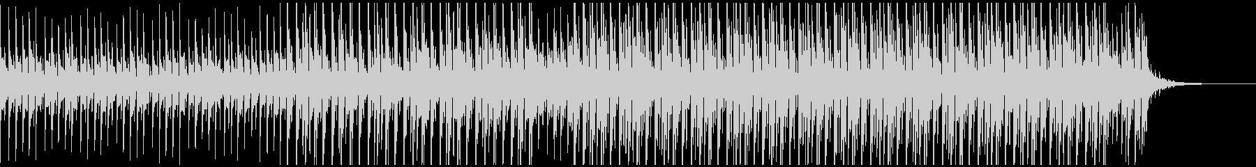 パーティーポップ(ショート)の未再生の波形