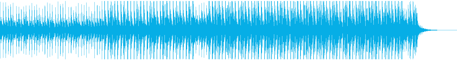 パーティーポップ(ショート)の再生済みの波形