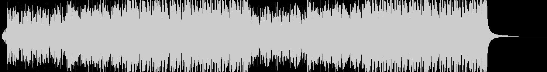 Happy Ukulele 3の未再生の波形