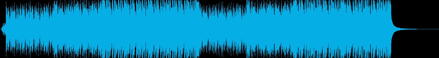 Happy Ukulele 3の再生済みの波形