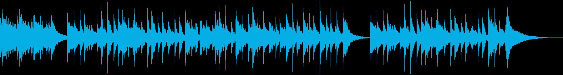 生演奏/バラード/クラシックギターの独奏の再生済みの波形