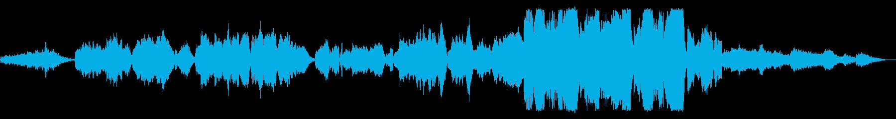 優しくステキなクラシック調の曲です。の再生済みの波形