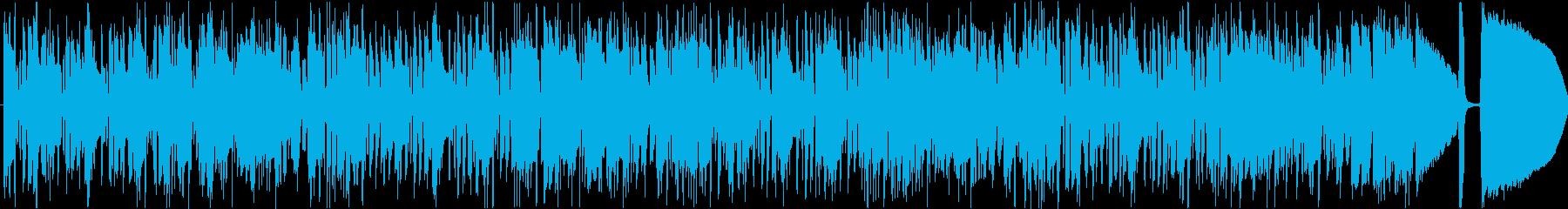 伝統的なハッピーバースデートゥユー...の再生済みの波形