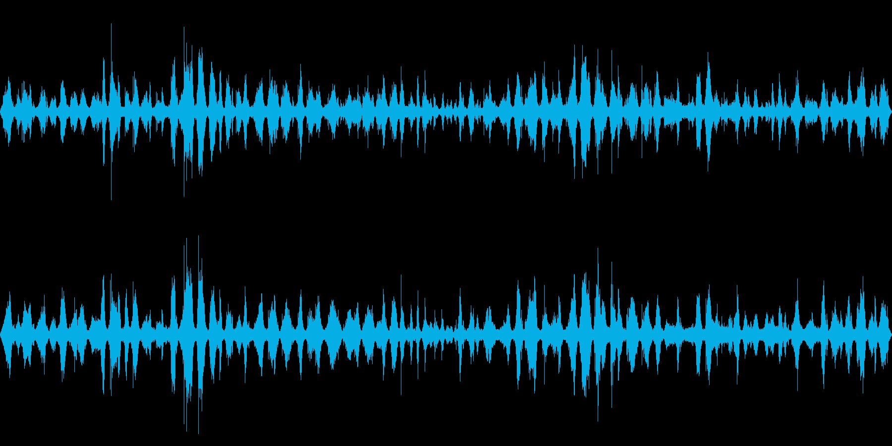 大浜海岸の波の音 11 【徳島】の再生済みの波形