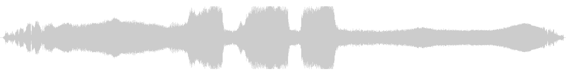 車 VW ポロ高速加速減速停止01の未再生の波形