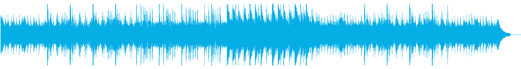 静かに新しいことが始まる予感/ピアノソロの再生済みの波形