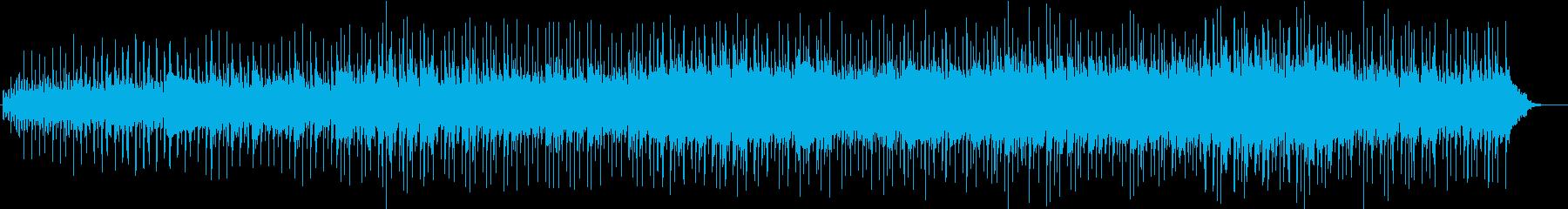 グルーヴィーで控えめな、着実にスト...の再生済みの波形