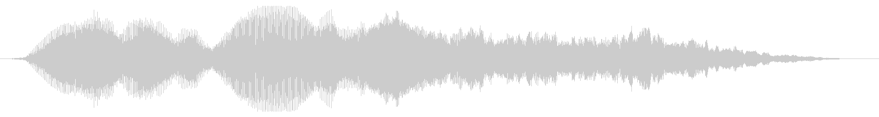 ソフトシンセ移行またはロゴの未再生の波形