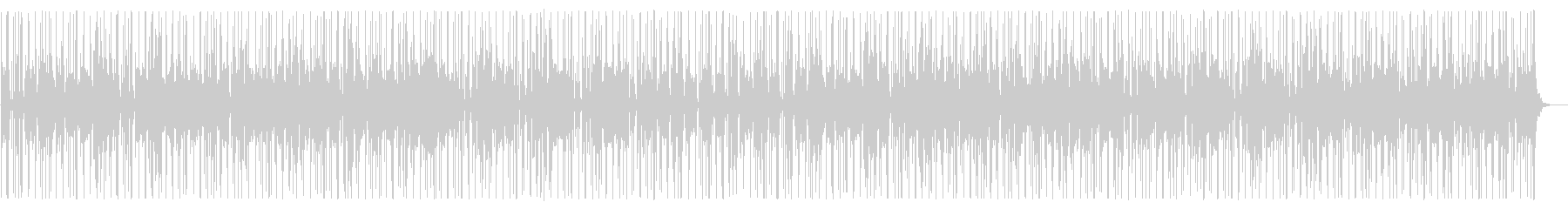 都会/R&B/生演奏_No452_2の未再生の波形