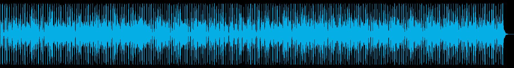 都会/R&B/生演奏_No452_2の再生済みの波形