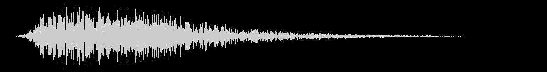 SNES 野球01-10(歓声)の未再生の波形