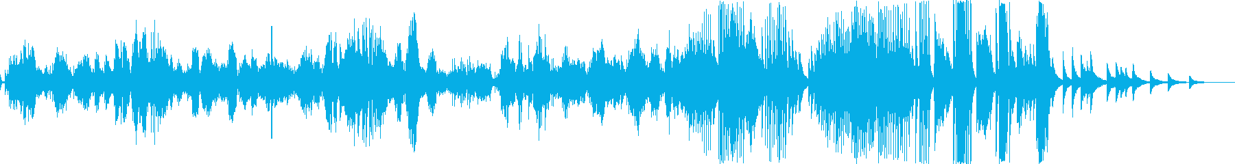 ピアノ。エリック・サティがキース・...の再生済みの波形