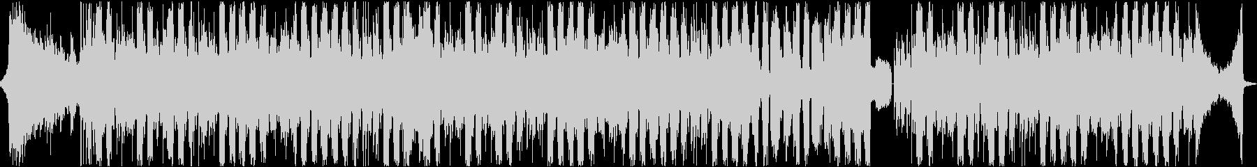 エスニックな雰囲気のコンプレクストロの未再生の波形