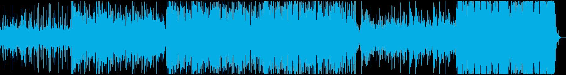T.V.ハッピー広告テーマインスト...の再生済みの波形