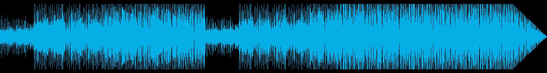 爽やか・陽気なインストポップの再生済みの波形