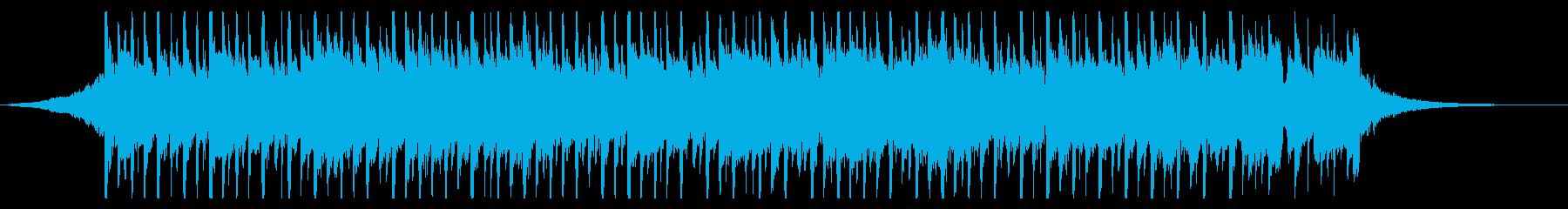モチベーション戦略(30秒)の再生済みの波形