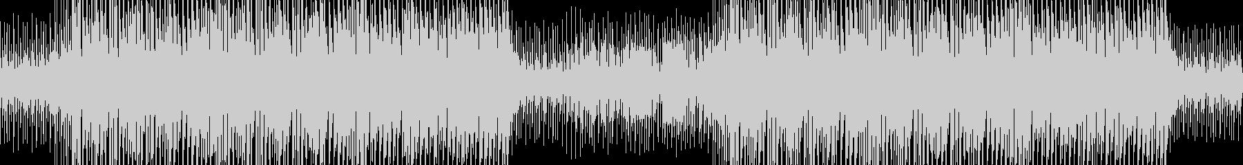 トランペットがかっこいいスウィングジャズの未再生の波形