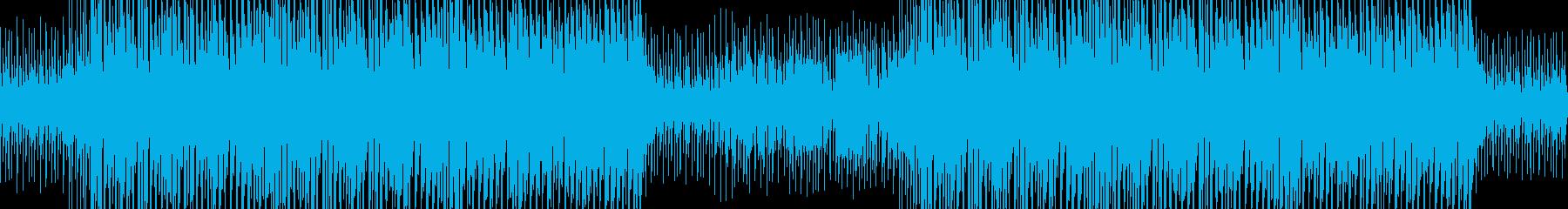トランペットがかっこいいスウィングジャズの再生済みの波形