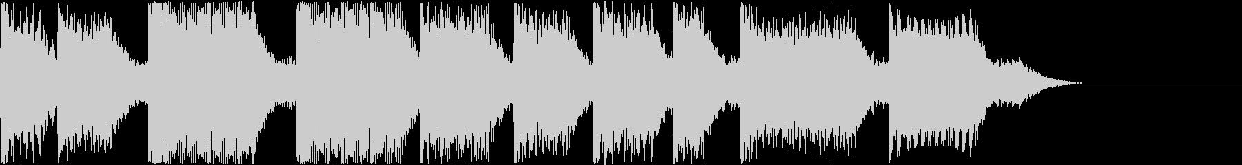 AI メカ/ロボ/マシン動作音 9の未再生の波形