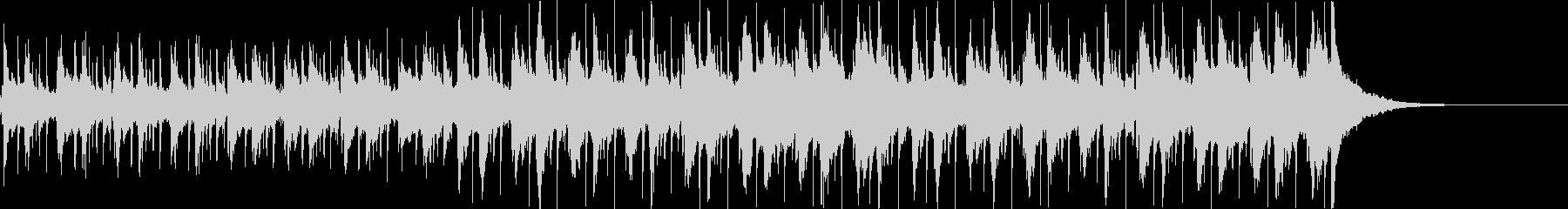 Pf「心象」生楽器音源打込Inst和風現の未再生の波形