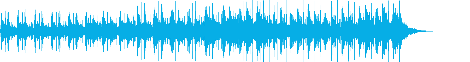 Pf「心象」生楽器音源打込Inst和風現の再生済みの波形