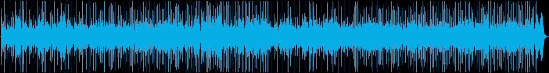 ストリングパッド、コンガ、ジャンベ...の再生済みの波形