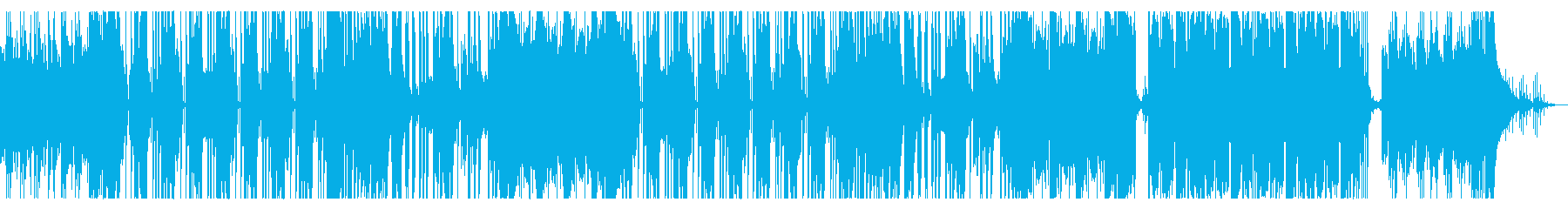 くるみ割り人形/ダウンテンポ/トラップの再生済みの波形