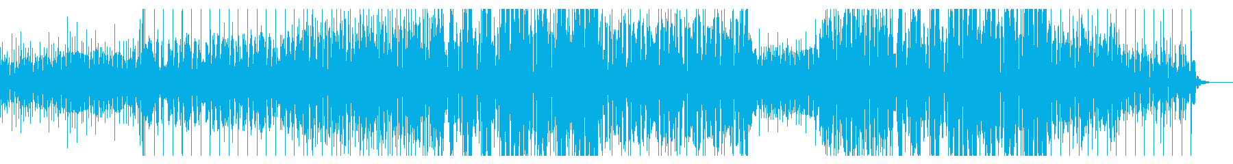 ZEDD Chainsmokers風 の再生済みの波形