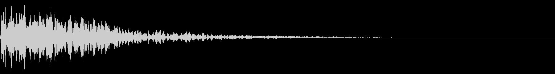 加圧式エアロックハッチ:シール、S...の未再生の波形