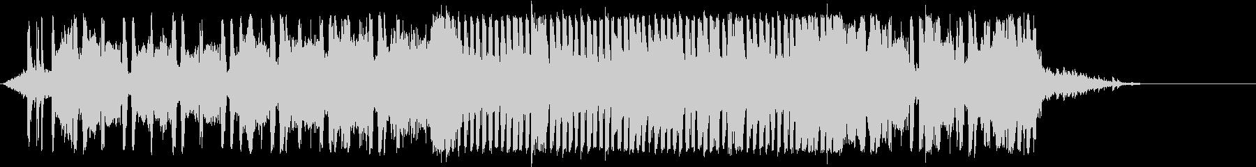 オープニングSE / EDM風/アイドルの未再生の波形