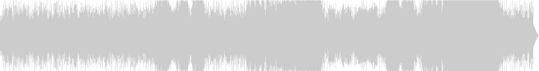 シーケンス サスペンスフル01の未再生の波形