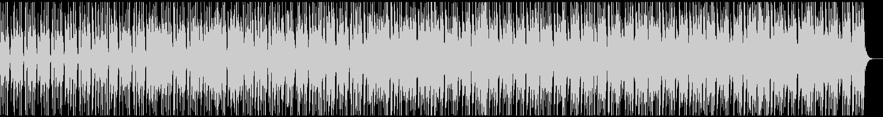 ミステリー・推理向けBGMの未再生の波形