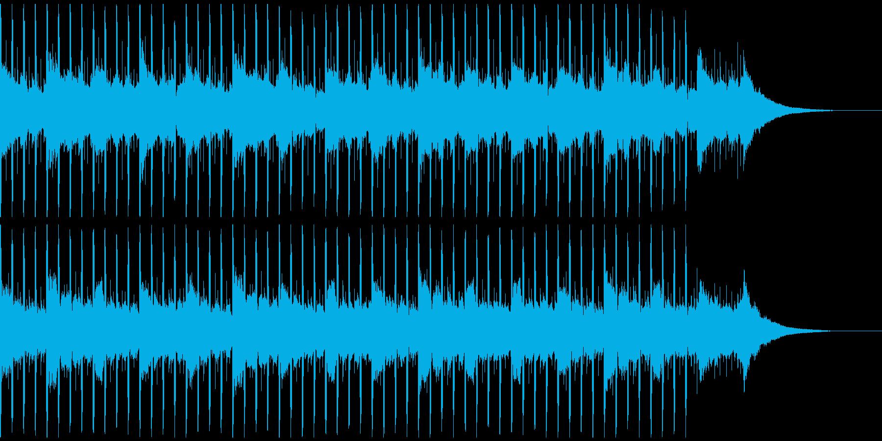 企業プレゼンテーション(38秒)の再生済みの波形