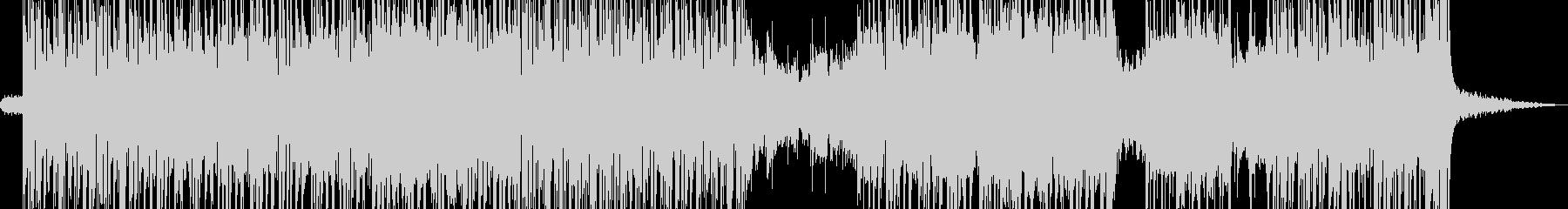 アジト・無機質アなグレッシブビート A2の未再生の波形