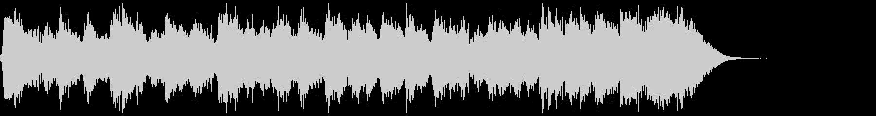 古風で格調高いフルオケジングル合唱抜の未再生の波形